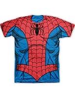 Marvel Comics I Am Spiderman Men's Costume T-shirt