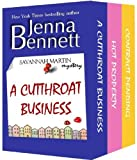 Cutthroat Business Mysteries Boxed Set 1-3 (Savannah Martin mysteries)