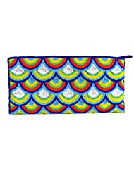 Stylish Festive Party Wedding Color Beads Zipper Pouch