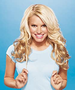 "hairdo from Jessica Simpson and Ken Paves 21"" 100% Human Hair Extension, Strawberry Blonde"