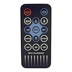 Bonica Snapper Waterproof Wireless Remote Controller, for Snapper DV Underwater Video Camcorder