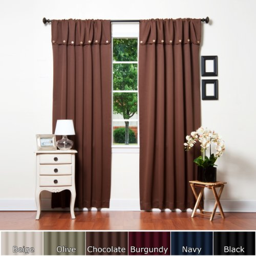 BUTTON UP CURTAINS Curtains amp Blinds