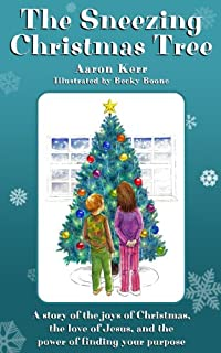 (FREE on 12/5) The Sneezing Christmas Tree by Aaron Kerr - http://eBooksHabit.com