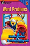 Word Problems Homework Booklet, Grade 5 (Homework Booklets)