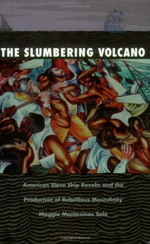 The Slumbering Volcano: American Slave Ship Revolts and the Production of Rebellious Masculinity (New Americanists)