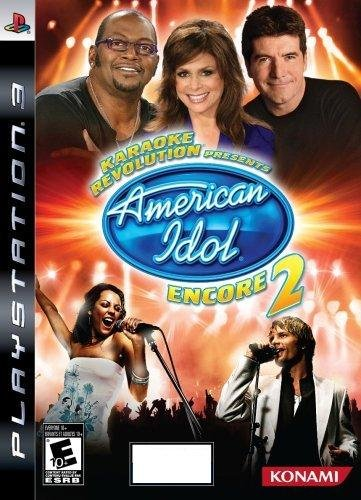 Karaoke Revolution Presents American Idol Encore 2 (Game Only) showcase presents superman team ups volume 2