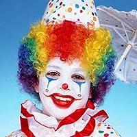 Child's Rainbow Clown Wig by Forum Novelties Inc