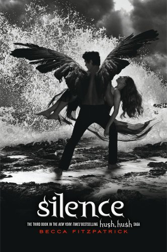 Cover of Silence (The Hush, Hush Saga)