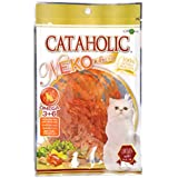 Neko Cat Soft Chicken Jerky Sliced, Pack Of 3