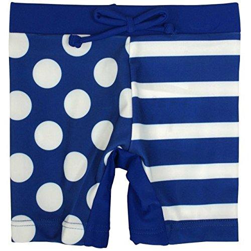 ベビー 水着 男の子 海水パンツ ストレッチ スイムウェア ぴったり ベビー水着 ブルー 90