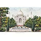 The Taj Mahal (Print On Demand)