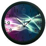 meSleep Multi Colour Wall Clock (With Glass)
