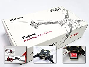 DJI F450 Naza ARF Multicopter Quadcopter Kit with ESC Motor Propeller