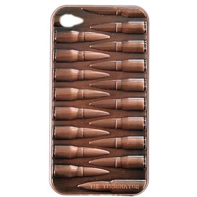ARTHA iPhone4&4S 対応 弾丸ケース ブロンズ AR1024133