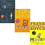 Frank Cottrell Boyce Collection 3 Books Set(Cosmic ,Millions [Unabridged], Framed)