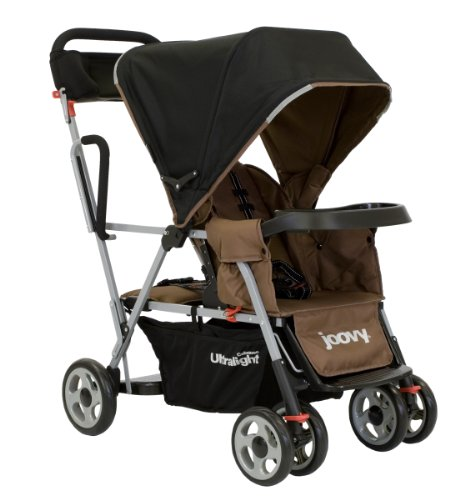 Joovy Caboose Ultralight Stroller, Brownie