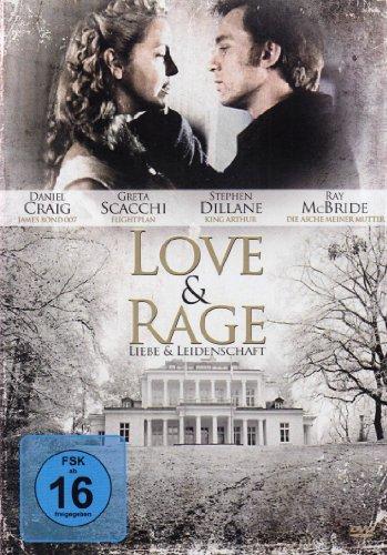 Love & Rage - Liebe und Leidenschaft (DVD)