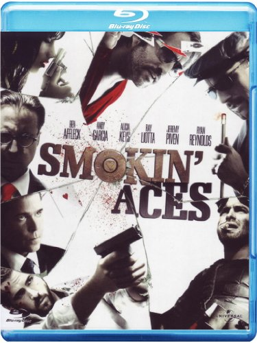 Smokin' aces [Blu-ray] [IT Import]