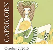 Capricorn: October 02, 2015  by Tali Edut, Ophira Edut Narrated by Lesa Wilson