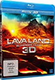 Image de Lava Land 3d - Glühendes Hawaii [Blu-ray] [Import allemand]