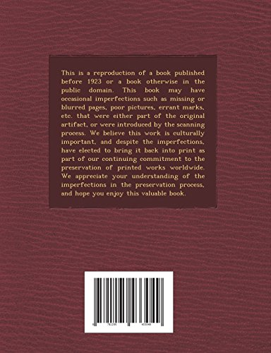Histoire, Colonisation, Geographie Et Administration de L'Algerie - Primary Source Edition