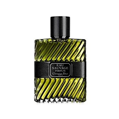 Christian Dior Eau Sauvage Parfum Spray For Men, 3.4 fl oz