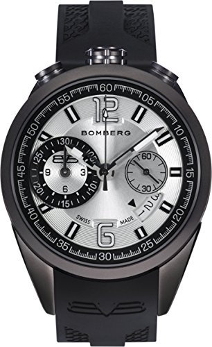 Bomberg NS39CHPGM.0071.2 1968 collection Watch - Swiss Made - 39 mm