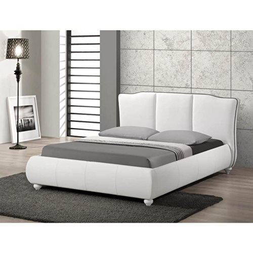Leather Beds For Sale 8748 front