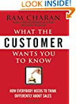 What the Customer Wants You to Know:...