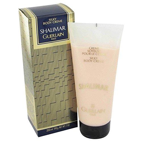 SHALIMAR by Guerlain Womens Body Cream 7 oz - 100% Authentic