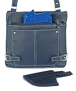 Concealed Carry Purse - Lightweight CCW Crossbody Gun Bag