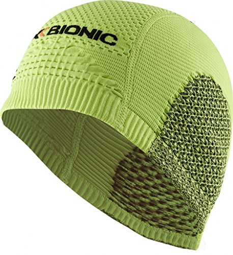 X-Bionic Unisex Ow Soma Cap Light Accessorio Tecnico Multisport, Unisex adulto, Verde (Green Lime/Black), 1