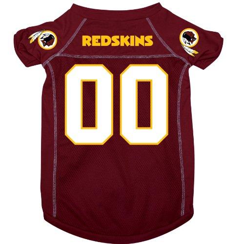 Hunter MFG Washington Redskins Dog Jersey, Small
