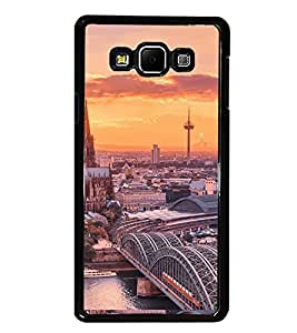 PRINTSWAG CITY Designer Back Cover Case for SAMSUNG GALAXY A7