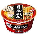日清 麺職人醤油 カップ 93g (4入り)