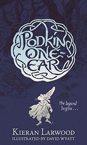 childrens books reviews podkin one ear bfk no 221