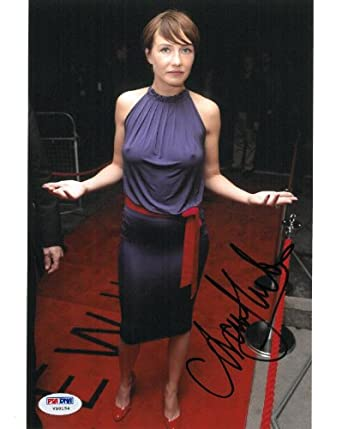 Carice Van Houten Signed Sexy Autographed 8x10 Photo (PSA/DNA) #V90194