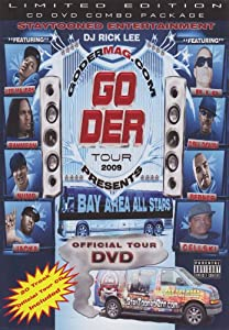 Stay Tooned Films: Go Der Bay Area All-Stars Tour