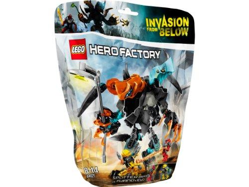 Lego Hero Factory 44021 - Splitter Beast vs. Furno & Evo