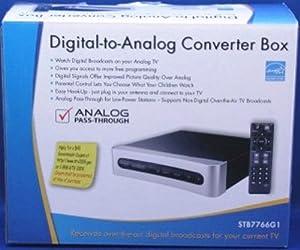 RCA Digital-to-Analog Converter Box