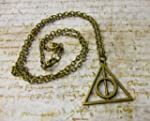 COLLANA CIONDOLO HARRY POTTER DONI DE...