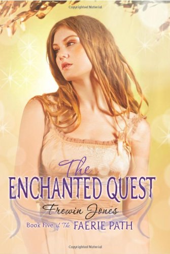 Cover of Faerie Path #5: The Enchanted Quest
