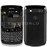 GENUINE FULL HOUSING FOR BLACKBERRY BOLD 9700 + KEYPAD/MIDDLE/COVER/FACEPLATE