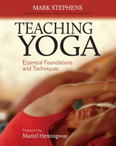 Sale alerts for North Atlantic Books Teaching Yoga: Essential Foundations and Techniques - Covvet