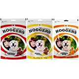 Hoggers Smoked Chicken Carrot & Chicken Sticks Honey Chicken, 102 G, 3-Pack