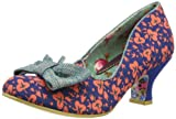 Irregular Choice Womens Dazzle Razzle Court Shoes