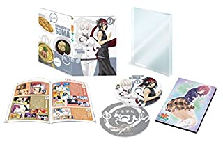 【Amazon.co.jp限定】「食戟のソーマ」第7巻<初回生産限定版> (オリジナルクリアブックマーカー付き) [Blu-ray]