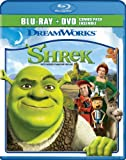 Shrek (Blu-Ray + DVD) (Bilingual)
