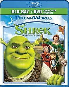 Shrek (Blu-Ray + DVD) (Bilingual)