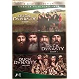 Buy Duck Dynasty, Seasons 1, 2, and 3, one two, three DVD Value Quack-Pack New
